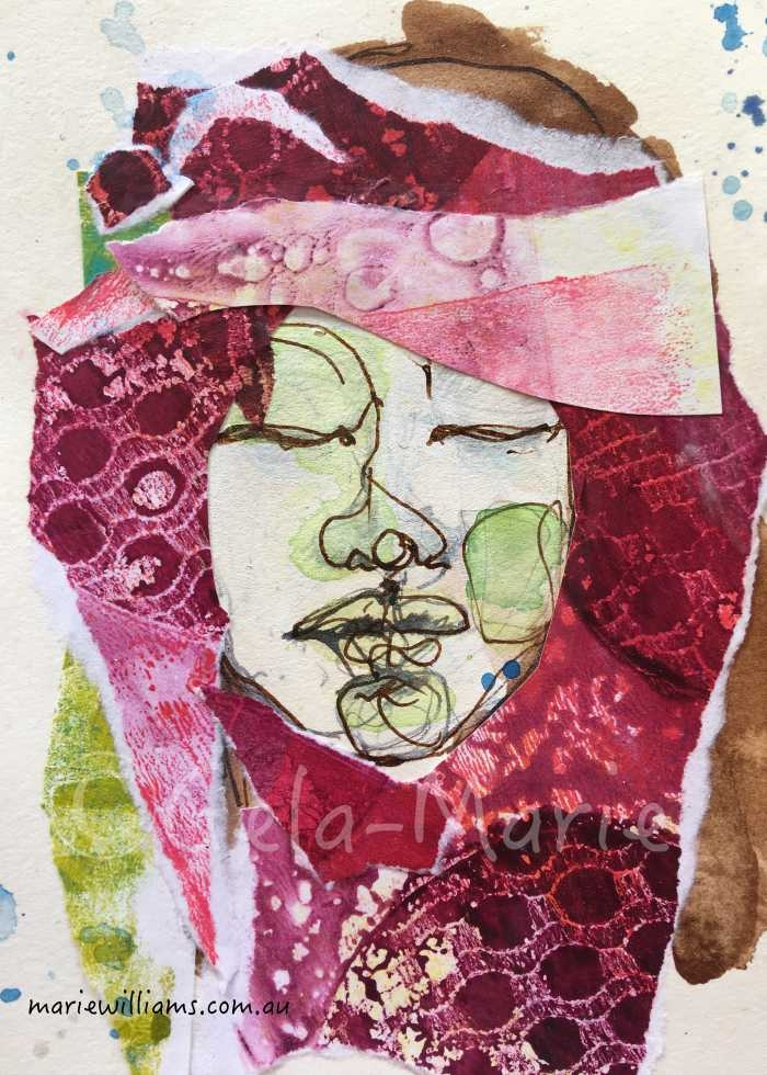 Gela-Marie Williams Art: Women of Possibility