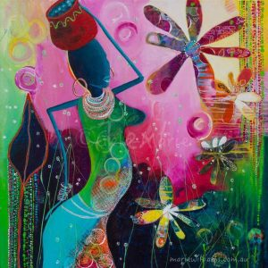 'Morning Song' by Gela-Marie Williams