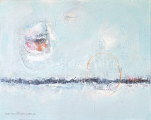 Abstract art by Gela-Marie Williams